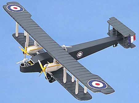 Handley-Page 0/400 World War I Bomber