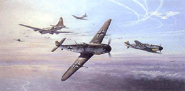 world war ii planes
