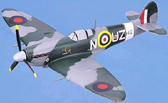 Supermarine Spitfire - Great Britain Military Airplanes of ...