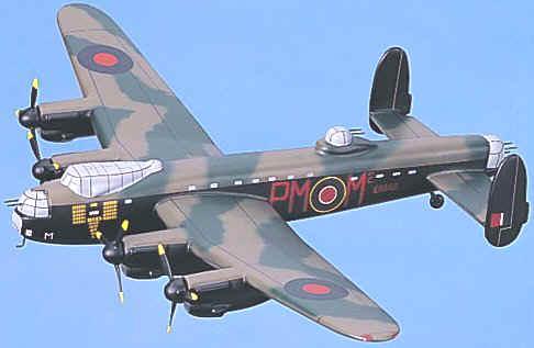Lancaster Bomber (avro)