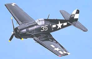 Grumman f6f hellcat loaded