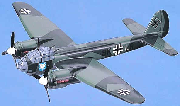 Experimental German WWII Aircraft http://www.aviation-central.com/1940-1945/aer30.htm