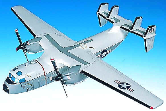 C-2A Greyhound C 2a Greyhound Logistics Aircraft